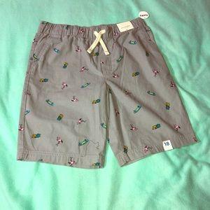Boys jogger shorts sz 18 husky